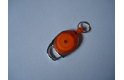 Coloured Key Reel with nylon cord