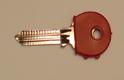 Coloured Plastic Key Cap