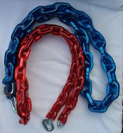 Security Chain Plastic Sleeve Clarke T W Ltd