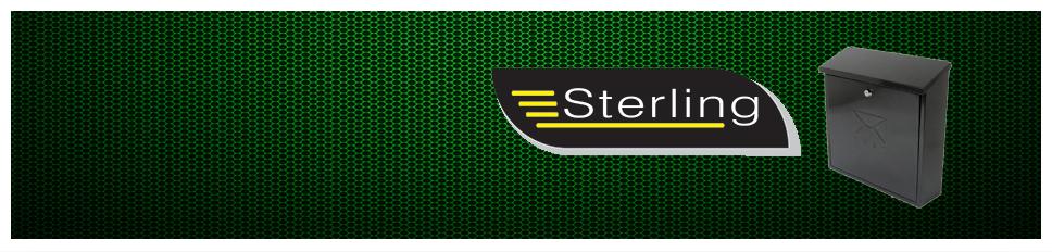 SterlingLetterBoxContempora