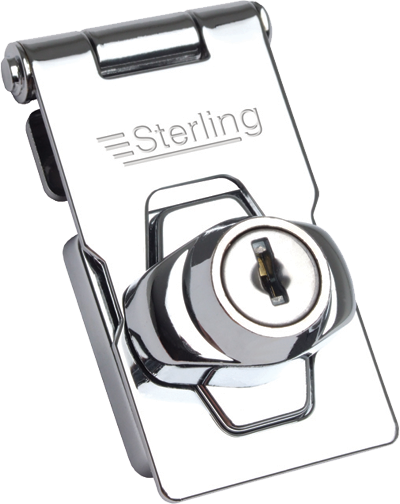 Sterling Locking Hasp CLARKE TW LTD